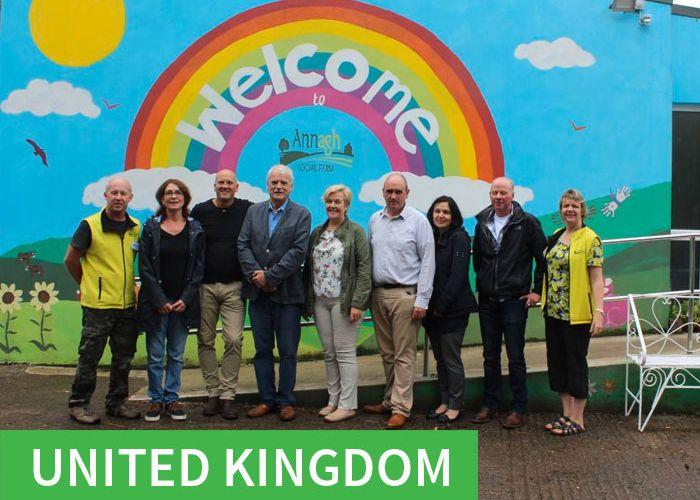 UK: 1 Annagh Social Farm